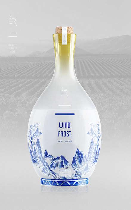 Ornate Wine Branding