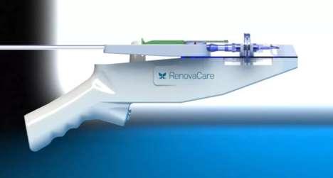 Stem Cell-Firing Guns