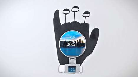 Connected Smart Gloves