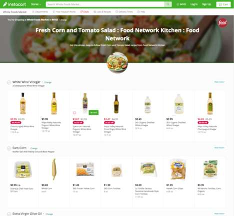Recipe-Ready Meal Deliveries