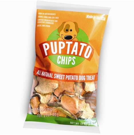 Dog-Friendly Potato Chips
