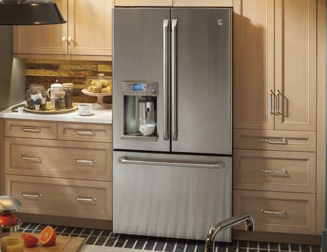 Coffee-Brewing Refrigerators