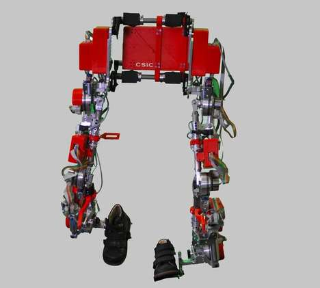 Child-Centric Exoskeletons - This Exoskeleton Enhances Mobility and Saves Lives Of Children