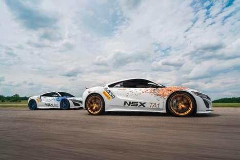 Trailblazing Race Cars