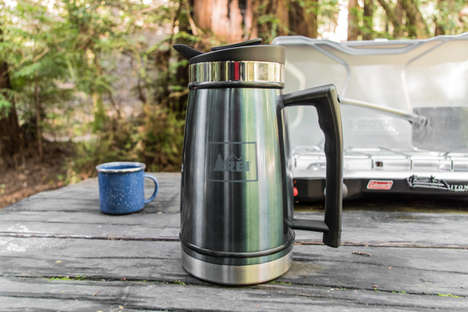 Travel-Friendly Coffee Makers