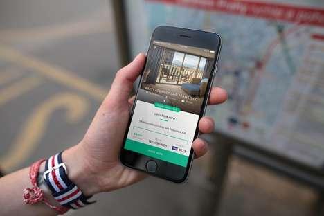 Pay-Per-Minute Hotel Rentals