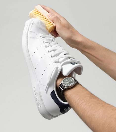 Sneaker-Cleaning Shops - The Jason Markk Store in NYC Specializes in Professional Shoe Cleaning
