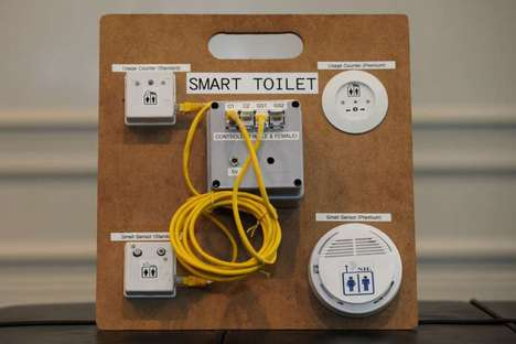 Toilet Monitoring Devices - This Gadget Ensures That Toilet Cleaning is Carried Out Effectively