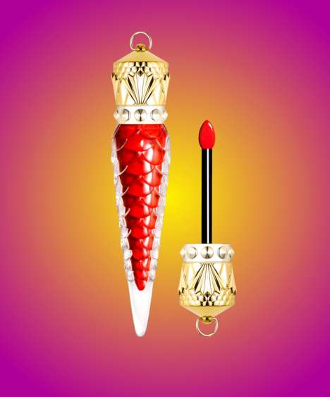 Luxurious Lip Lacquers - The Loubilaque Collection is New Line of Ultra-Luxe Lipsticks