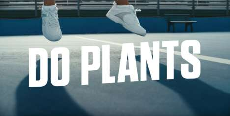 Plant-Powered Drink Campaigns - Silk Shows How Venus Williams and DJ Khaled 'Do Plants'