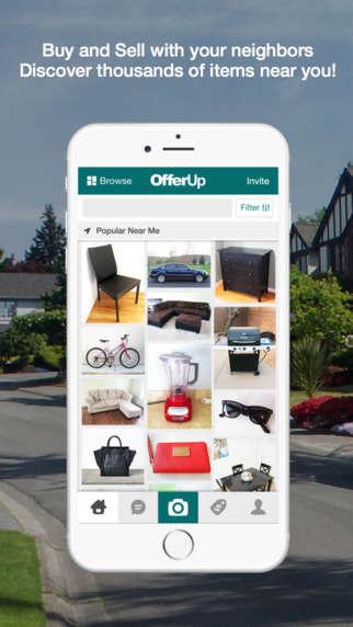 Neighborhood Commerce Apps