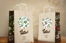 Leafy Nut Packaging