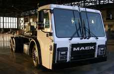 Eco-Friendly Garbage Trucks
