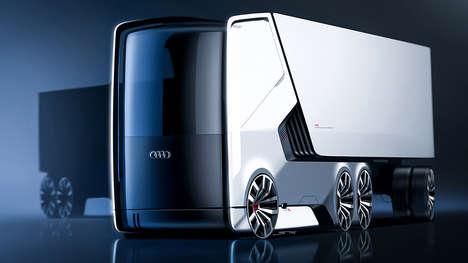Elegant Electric Trucks