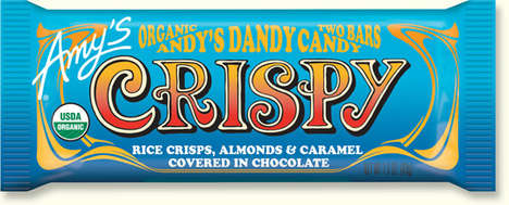 All-Organic Candy Bars