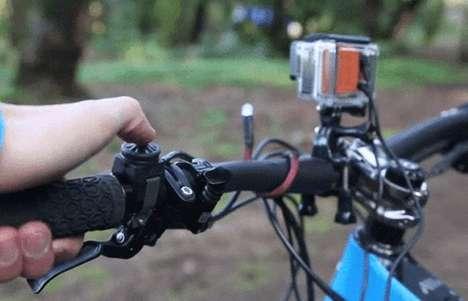 Handsfree Camera Recording Accesories