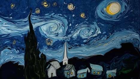 Famous Art Reinterpretations