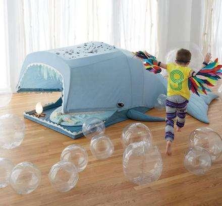 Imaginative Aquatic Play Tents