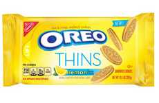 Flavorful Sandwich Cookies - The Newest Oreo Thins Flavors Put a Tasty Twist on the Popular Biscuit