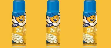User-Friendly Butter Dispensers