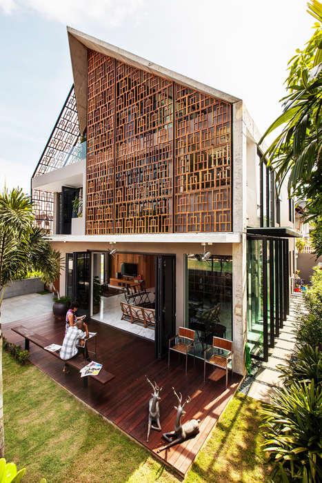 Ventilated Home Exteriors