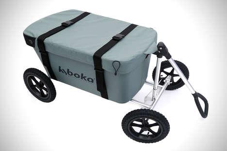 Multipurpose Outdoor Carts
