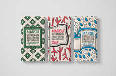 Museum-Worthy Chocolates - This Colorful Chocolate Packaging is Inspired by the City It Came from