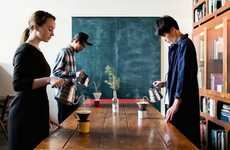 Slow-Drip Coffee Shops - 'Minedrip' Turns Every Customer into a Barista with Self-Serve Coffee