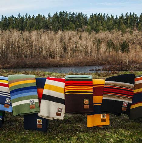 Park-Celebrating Blankets