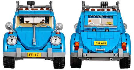 Classic LEGO Autos