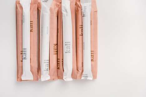 Chic Eco-Friendly Tampons