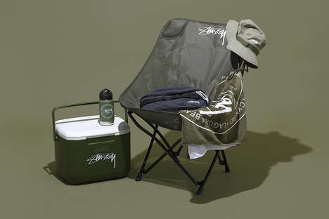 Streetwear Camping Accessories