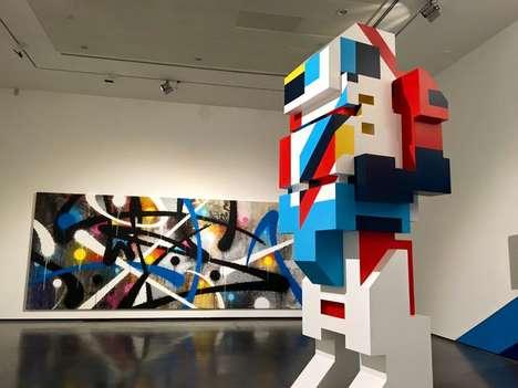 Robotic Sculptural Art