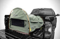 Automotive Tent Pods