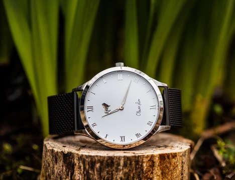 Wildlife-Benefiting Watches