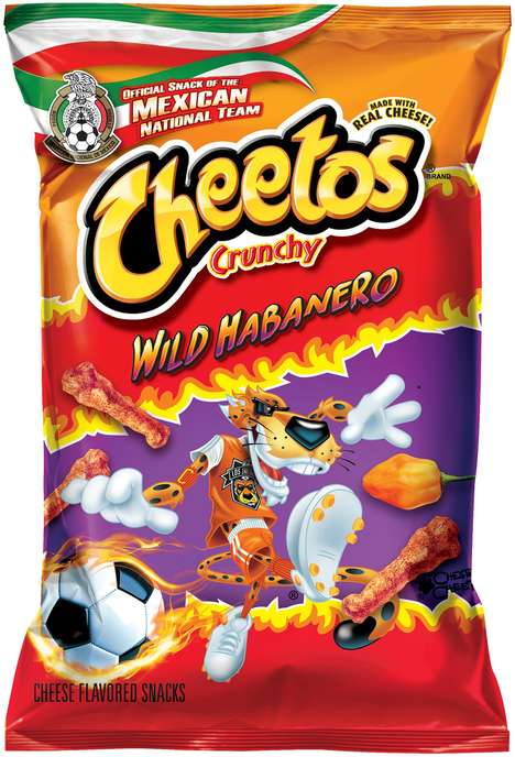 Spicy Soccer Snacks