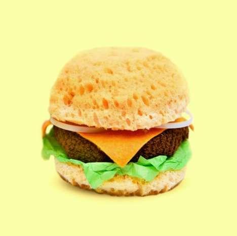 Fake Food Photography