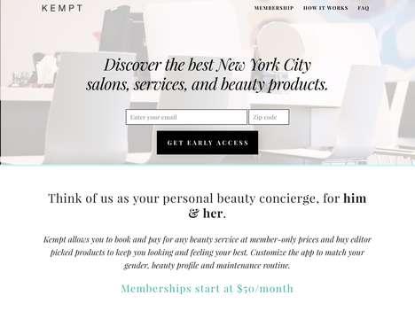 Discount Beauty Service Memberships
