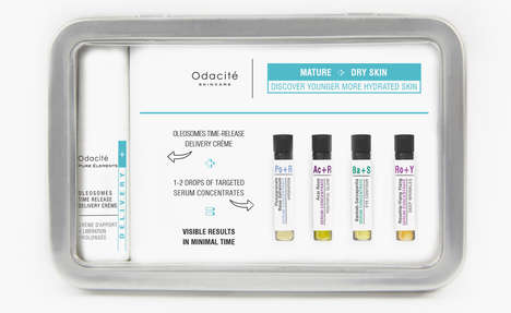Customized Skin Care Lines - These Kits Target Skin Problems That Are Specific to the User