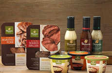 Anti-Additive Packaged Foods - Panera at Home Products will Now Comply with the Brand's 'No No List'