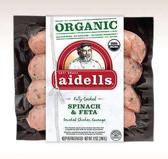 Organic Dinner Sausages