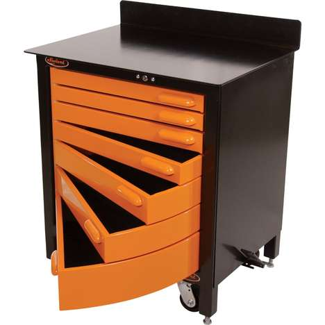Swivel Storage Units