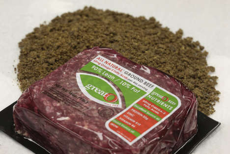 Omega-Rich Ground Beef