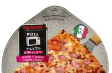 Microwave-Friendly Pizzas - These Palacios Products Make Pizza in the Microwave