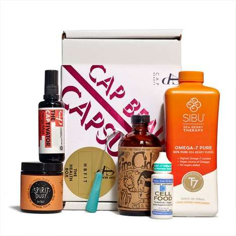 Clean Beauty Boxes