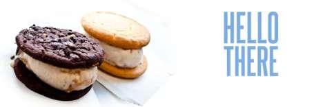 Frozen Donut Croissant Sandwiches