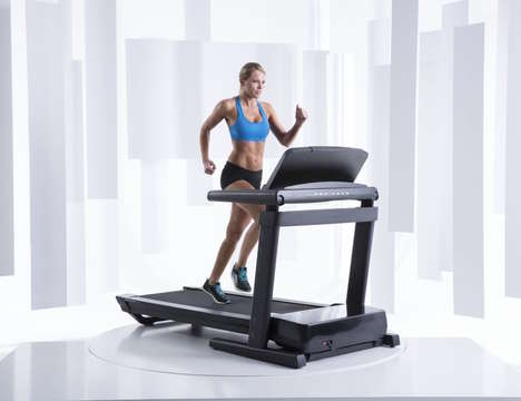 Treadmill Workout Workstations