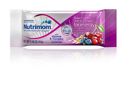 Breastfeeding Snack Bars - These Nutrimom Products Support Pregnancy and Breastfeeding Nutrition