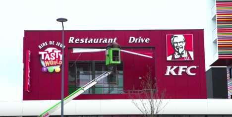 Fan-Powered Restaurant Openings