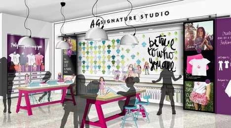 "Interactive Doll Retailers - The American Girl New York Shop is Dubbed ""The Store of the Future"""